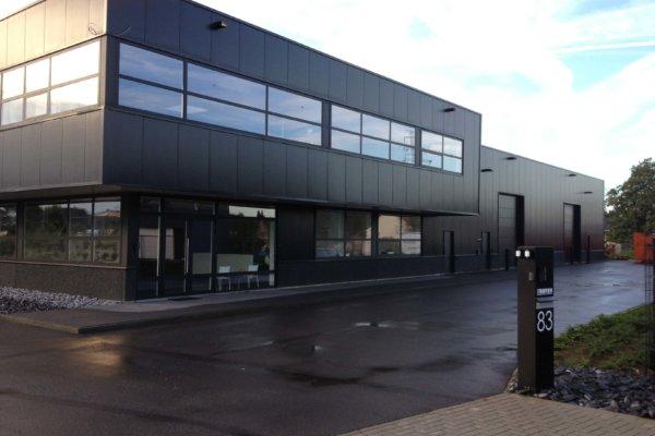 Verkocht: Beringen (Paal) - KMO-pand