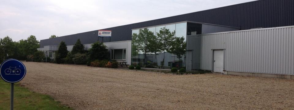 Verkocht: Houthalen - Industriële site