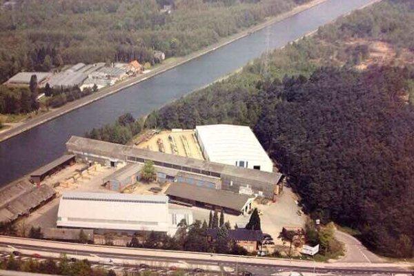 Verhuurd: Mol - Industriële site