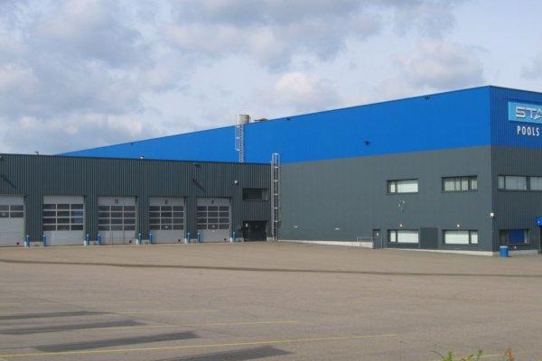 Verkocht: Overpelt - Industriële site