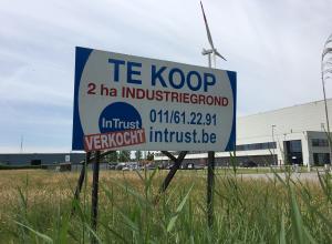 Verkocht: Beringen (Paal) - Industriële grond