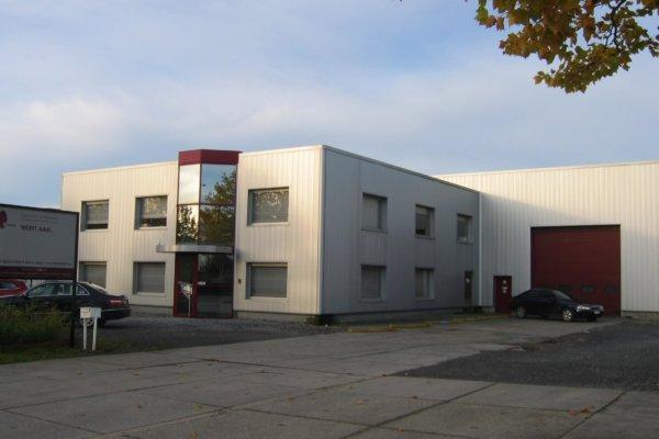 Verkocht: Houthalen - KMO-pand