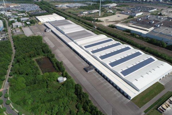 Te Huur: Genk - Industriële site