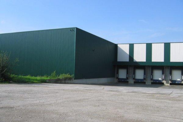 Verkocht: Tessenderlo - Logistieke site