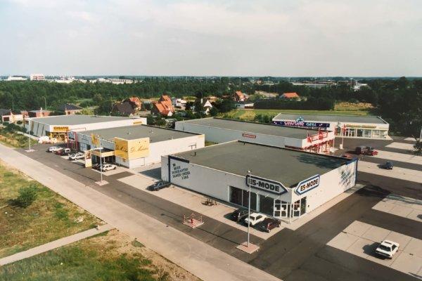 Projectontwikkeling: Geel - Retail
