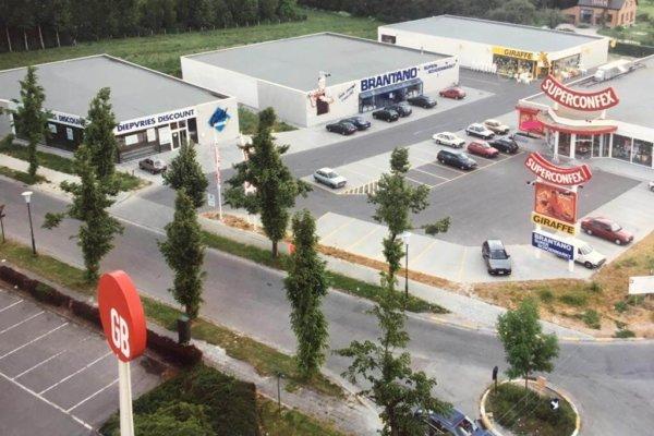 Projectontwikkeling: Grimbergen - Retail