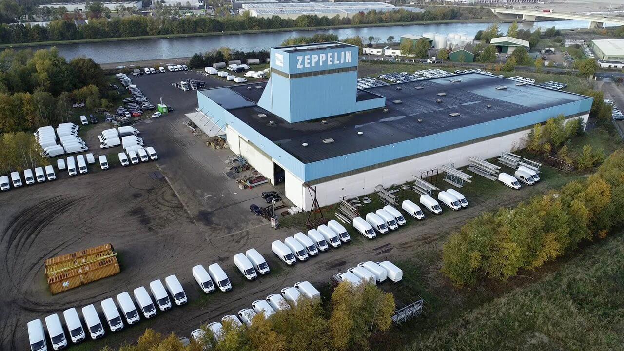 Genk – Industriële site: bedrijfsvastgoed Limburg