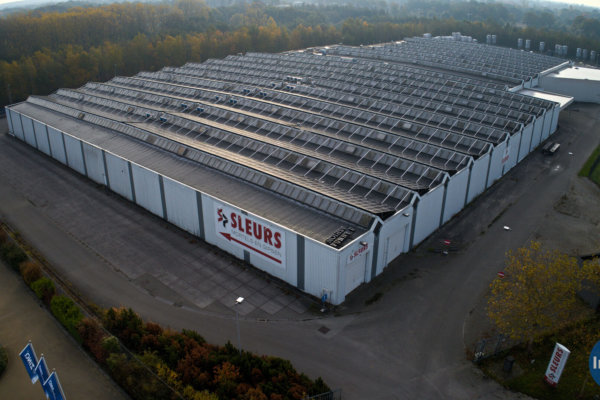 Te Koop: Houthalen-Helchteren - Industrieel pand
