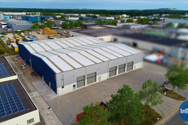 Verkocht: Houthalen-Helchteren - Industriële site