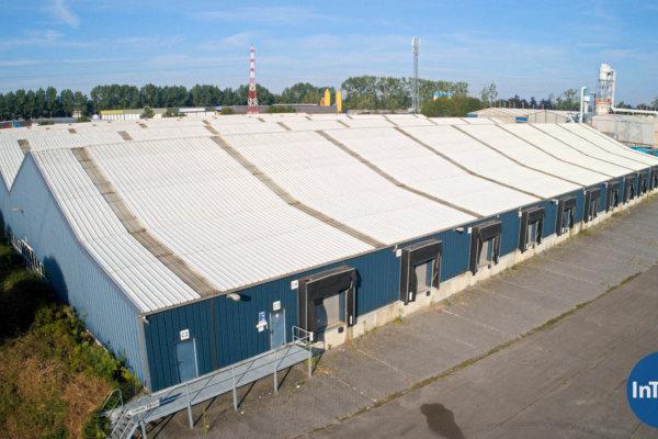 Te Koop: Bree - Logistieke hal
