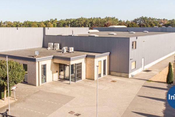 Te Koop: Bocholt - Productiegebouw, magazijn en kantoorruimte